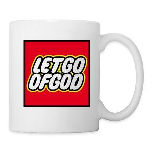 Let Go of God by Tai's Tees - Coffee/Tea Mug