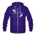 I Love Turtles! Kim Richards mp Zip Hoodies/Jacket