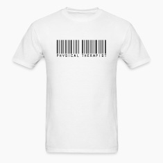 Barcode physical therapist T-Shirts
