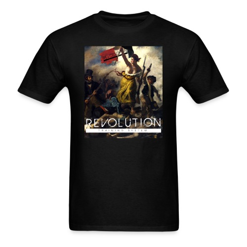Men's Revolution Shirt - Men's T-Shirt