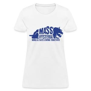 Women's Alternate Mass Hysteria Logo - Women's T-Shirt