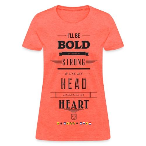 Women's I Will Wait - Women's T-Shirt