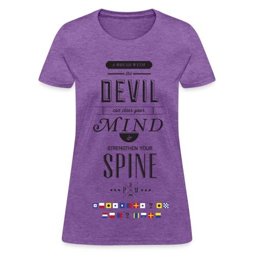 Women's Whispers In The Dark - Women's T-Shirt