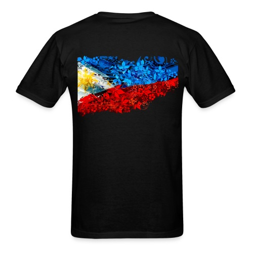 Men's Definitely Filipino Flag Shirt - Men's T-Shirt