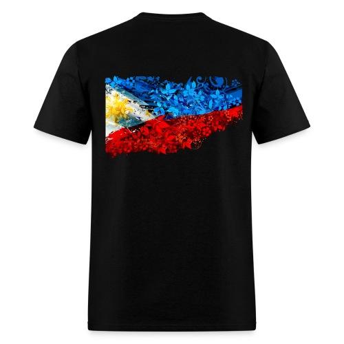 Men's Definitely Filipino Flag Shirt - Men's T-Shirt