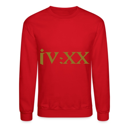 4/20 - Crewneck Sweatshirt