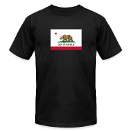 T-Shirts ~ Men's T-Shirt by American Apparel ~ Carter Republic - American Apparel