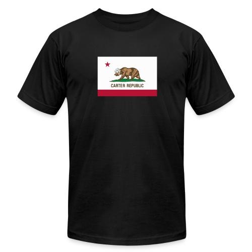 Carter Republic - American Apparel - Men's Fine Jersey T-Shirt