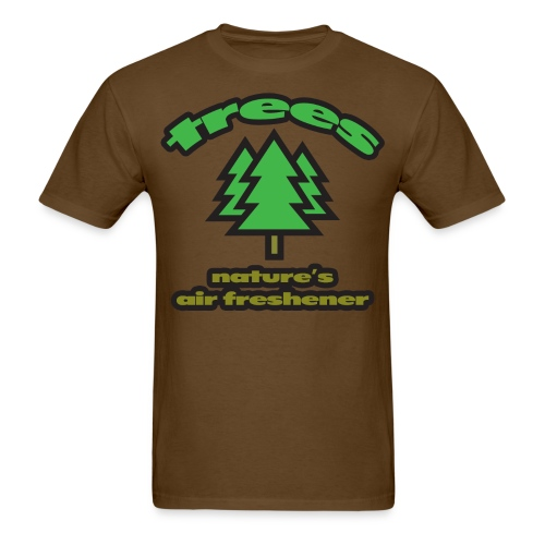 Natures Air Freshener Standard Weight T-Shirt - Men's T-Shirt