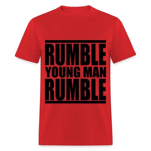 RUMBLE - Men's T-Shirt