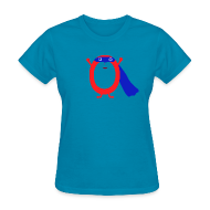 T-Shirts ~ Women's T-Shirt ~ Superhero Zero
