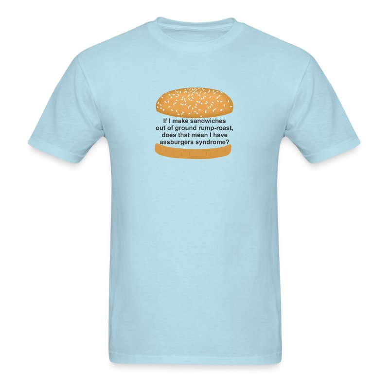 assburgers - Men's T-Shirt
