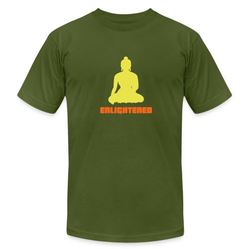 Enlightened - Men's Fine Jersey T-Shirt