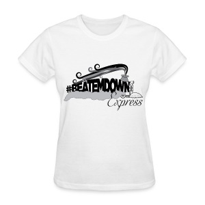 BEATEMDOWN Express (Women's) - Women's T-Shirt