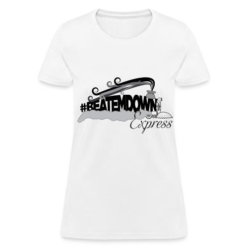 BEATEMDOWN Express (Women's) - Women's T-Shirt