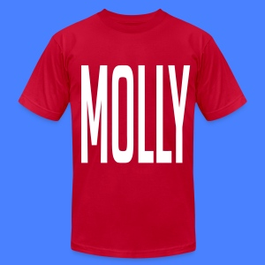 MOLLY T-Shirts - Men's T-Shirt by American Apparel