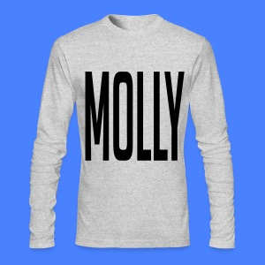 MOLLY Long Sleeve Shirts - Men's Long Sleeve T-Shirt by Next Level