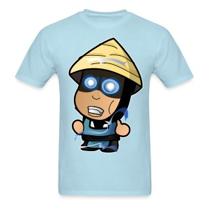 Chibi Raiden MK2 Shirt (Male) - Men's T-Shirt