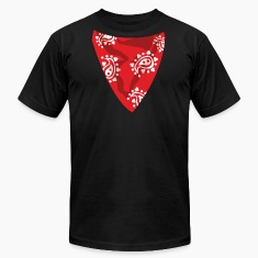 Red Bandana T-Shirts