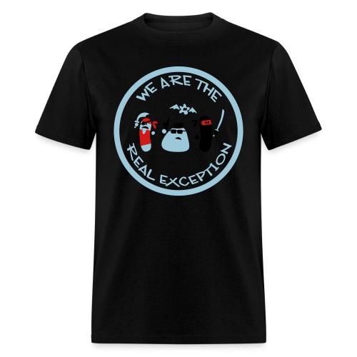 Micobes (male, standard) - Men's T-Shirt