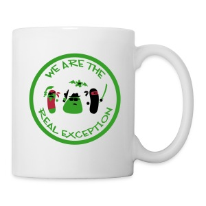 Micobes (mug) - Coffee/Tea Mug