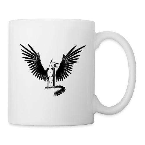Kyrysyn with Ceremonial Sword (one-sided mug) - Coffee/Tea Mug