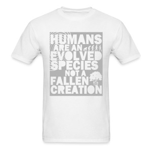 Humans Evolved - Men's T-Shirt