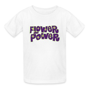 Kids Flower Power - Kids' T-Shirt