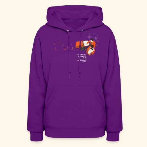 HoneyPlay316 (free shirtcolor selection) - Women's Hoodie