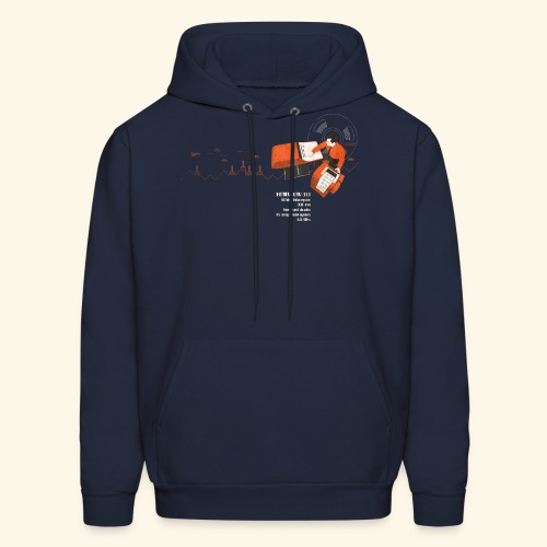 HoneyPlay316 (free shirtcolor selection) - Men's Hoodie
