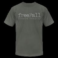T-Shirts ~ Men's T-Shirt by American Apparel ~ freeFall Logo Men's Classic T
