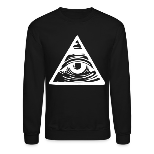 black eye  - Crewneck Sweatshirt