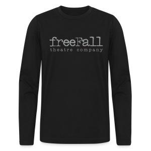 freeFall Logo Men's Long Sleeve T - Men's Long Sleeve T-Shirt by Next Level