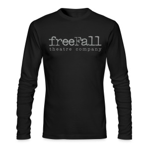 freeFall Logo Men's Long Sleeve T - Men's Long Sleeve T-Shirt by Next Level