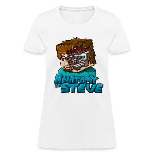Anatomy of Steve (Women) - Women's T-Shirt