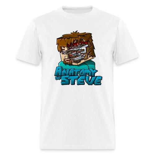 Anatomy of Steve - Men's T-Shirt