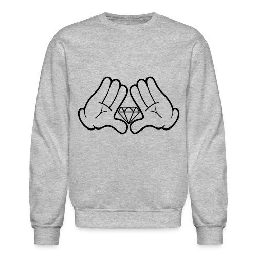 Mickey Diamond Crewneck - Crewneck Sweatshirt