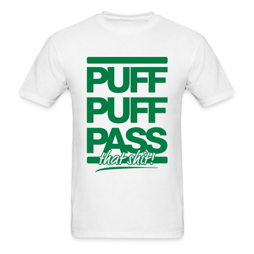 PUFF PUFF - Men's T-Shirt