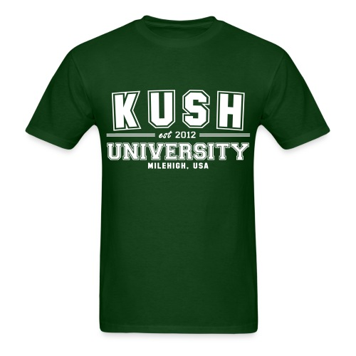 KUSH UNIV. - Men's T-Shirt
