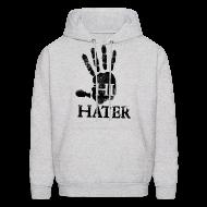 Hoodies ~ Men's Hoodie ~ hi hater