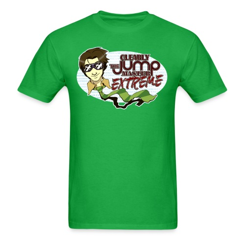 The Jumpmaster Extreme! - Men's T-Shirt