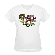 Women's T-Shirts ~ Women's T-Shirt ~ The Jumpmaster Extreme! (Chicks)