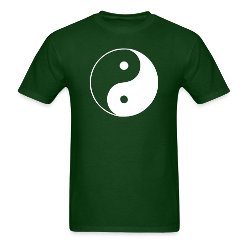 Ying Yang JP - Men's T-Shirt