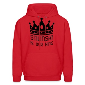Stilinski Is Our King - Men's Hoodie