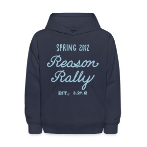 Reason Rally by Tai's Tees - Kids' Hoodie