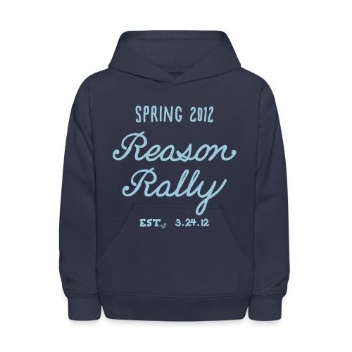 Reason Rally by Tai's Tees - Kids' Hoodie