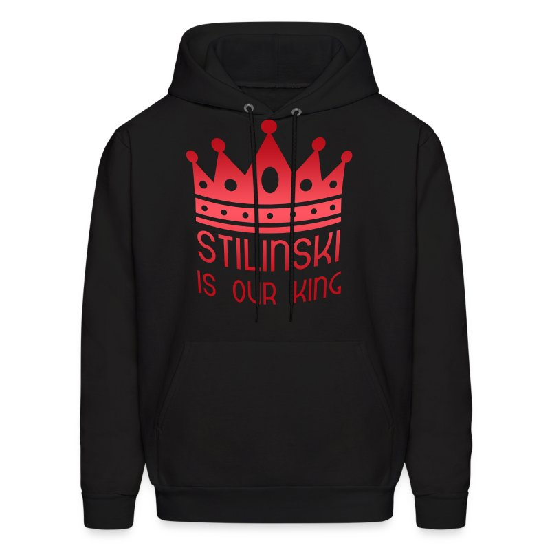 Stilinski Is Our King II - Men's Hoodie