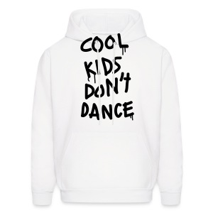 1D - Cool Kids Don't Dance - Men's Hoodie