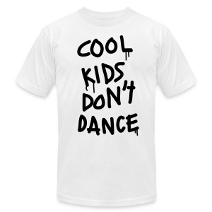 1D - Cool Kids Don't Dance - Men's T-Shirt by American Apparel
