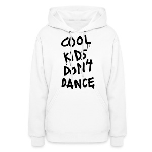 1D - Cool Kids Don't Dance - Women's Hoodie
